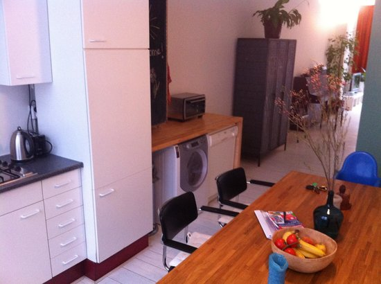Amsterdam Furnished Apartments:                                     Studio