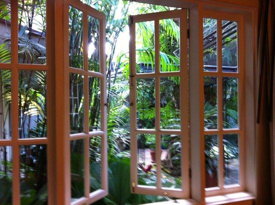 Hotel Grano de Oro San Jose:                   Garden