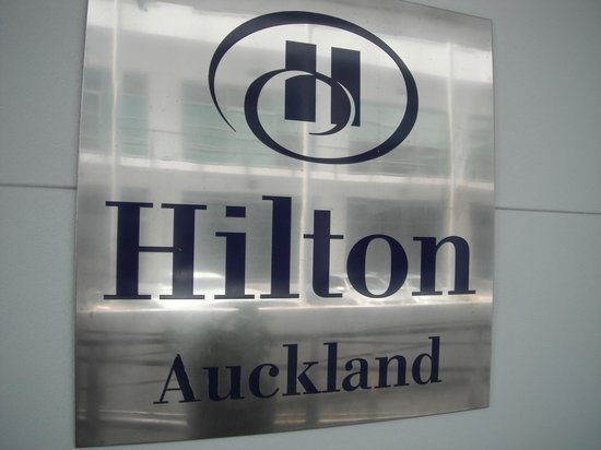 Hilton Auckland:                   Excellent location for cruise passengers