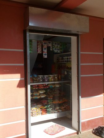 Sotera Mansion:                   small store