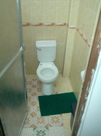 Sotera Mansion:                   bathroom