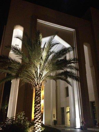 Crowne Plaza Sohar:                   Entrance