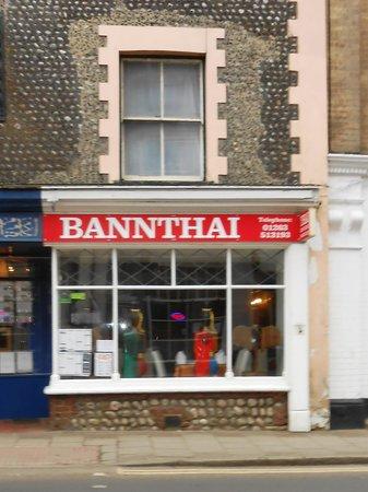 Bann  Thai Restaurant