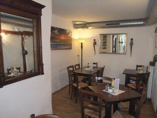 Rendez-vous a Quiberon:                   Eine versteckte Nische
