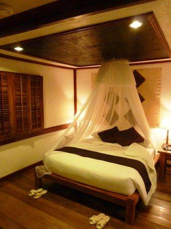 Fridays Boracay Resort:                   Ma chambre au Fridays