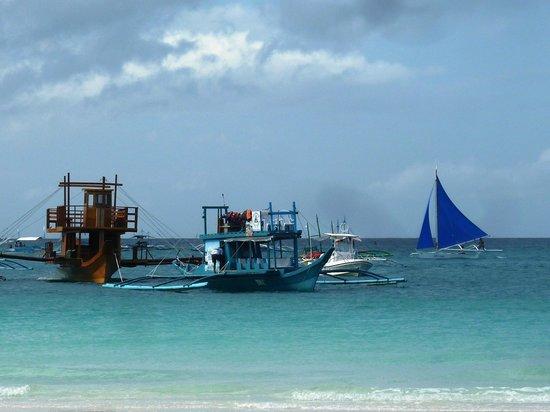 Friday's Boracay:                   Boracay