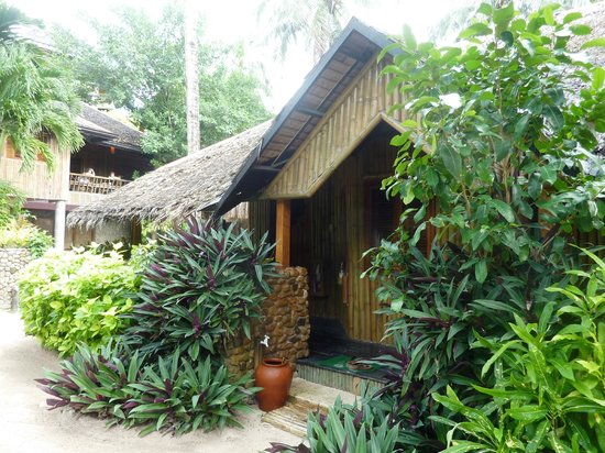 Fridays Boracay:                   Mon bungalow au Fridays