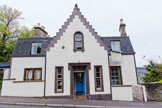 Inverness Student Hotel: The famous Student Hotel!