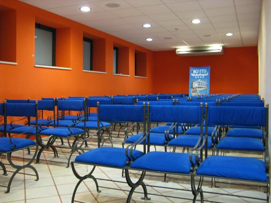 Hotel Principe d'Aragona : Sala Arancio 90 posti  a sedere
