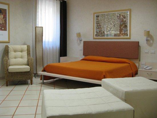 Hotel Principe d'Aragona: Camera Superior