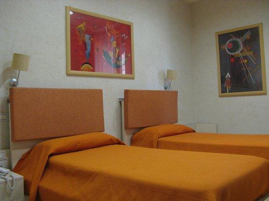 Hotel Principe d'Aragona: Camera Doppia