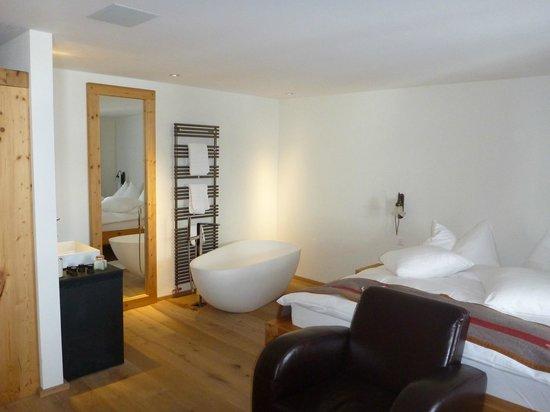 The Dom Hotel :                   Lovely rooms - modern but comfortable