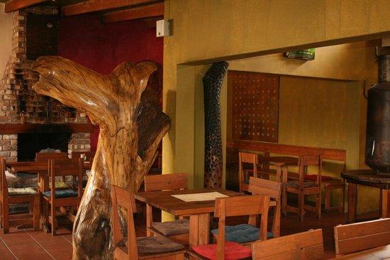 Desert Tavern interior