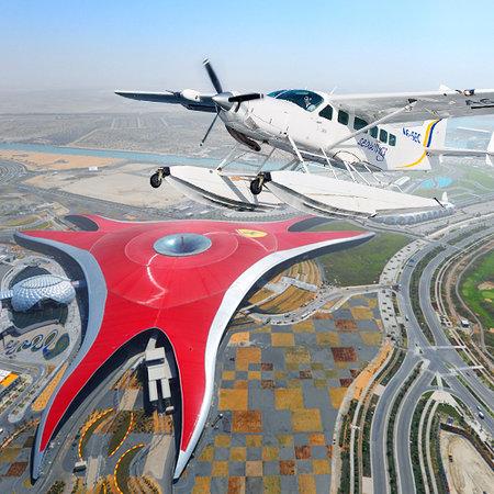 Seawings Abu Dhabi Tours