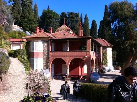 Villa della Pergola:                   bellissimo posto