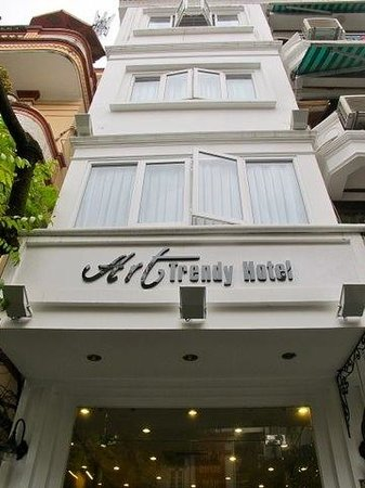 Art Trendy Hotel:                   A Gem in Hanoi