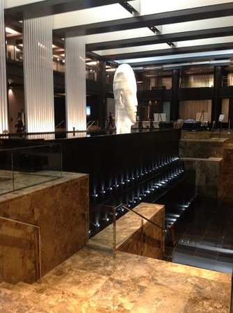 Grand Hyatt New York:                   Tutto PERFETTO!