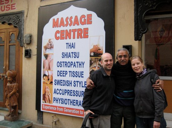 Bharti Massage Center