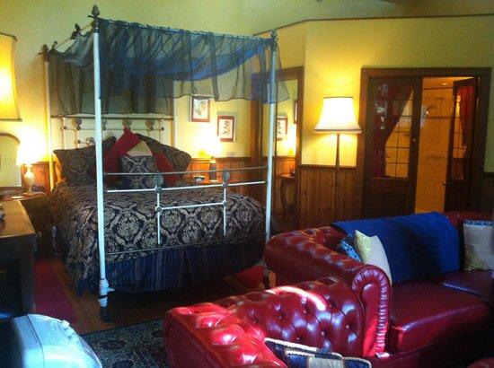 أركاديا كوتيدجيز:                   Bedroom                 