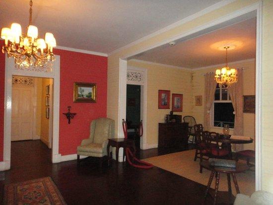 Bellefield Great House & Gardens :                   The Smoking room?