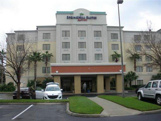 SpringHill Suites Orlando North/Sanford:                   Exterior
