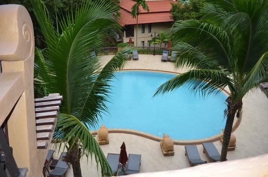 فوج ريزورت آند سبا او نانج:                   The Pool                 