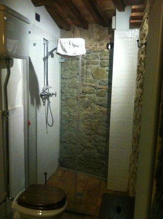 Il Cantico della Natura:                   bagno suite