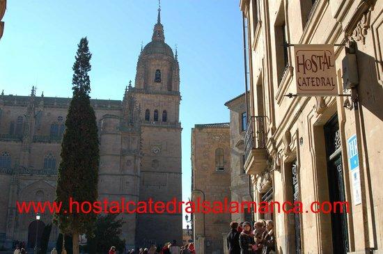 Hostal Catedral: www.hostalcatedralsalamanca.com