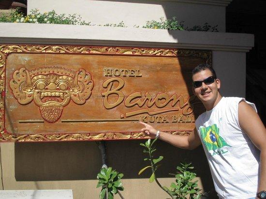 Grand Barong Resort:                   Hotel Barong