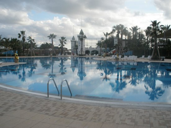 Delphin Imperial Hotel Lara:                   one of the pools