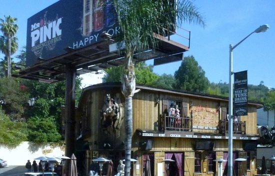 West Hollywood, Californië: Sunset Trip Mr Pink