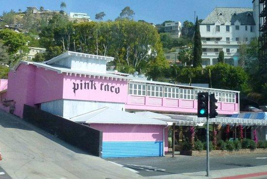 West Hollywood, Californië: Pink-Taco
