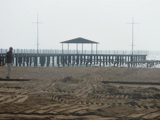 Delphin Imperial Hotel Lara:                   beach area