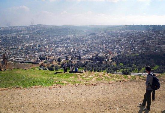 Dar el Ma:                   medina view