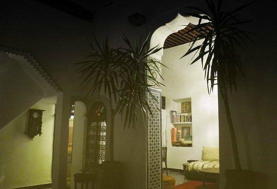 Dar el Ma:                   inside