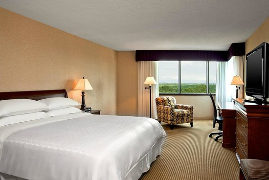 Sheraton Imperial Hotel Raleigh-Durham Airport at Research Triangle Park: King Guestroom