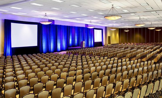Sheraton Imperial Hotel Raleigh-Durham Airport at Research Triangle Park: Imperial Ballroom