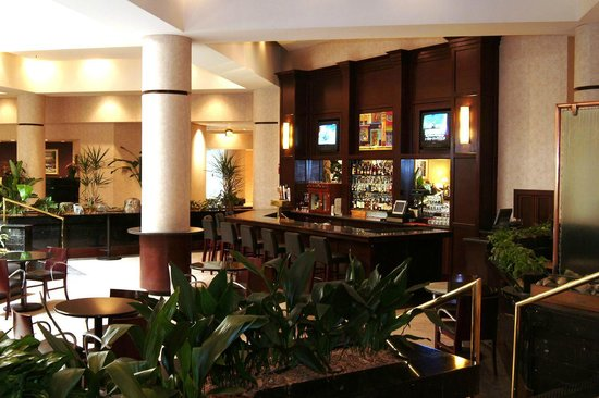 Sheraton Imperial Hotel Raleigh-Durham Airport at Research Triangle Park: Lobby Bar
