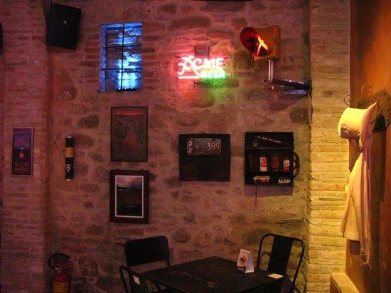 Cactus Cafe: interno, particolare