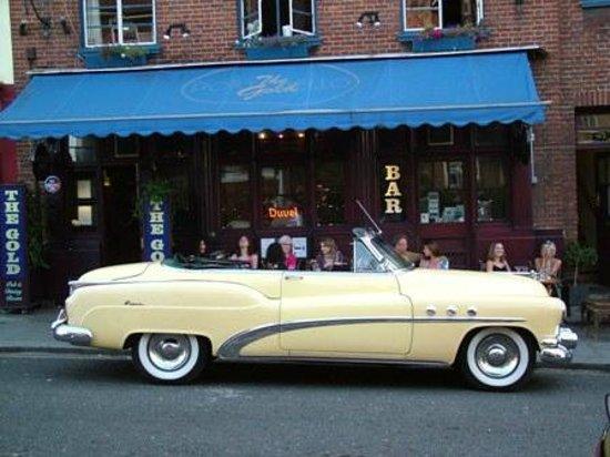 Portobello Gold: The company car