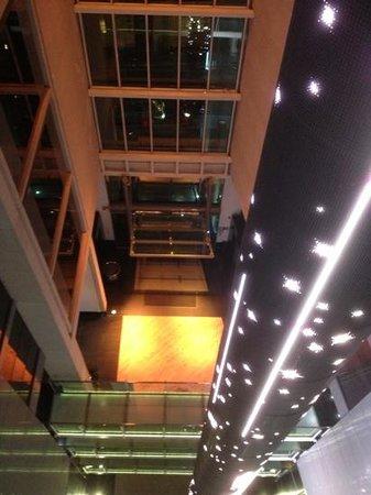 Grange St. Paul's Hotel:                   lobby