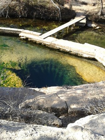 Cypress Creek Cottages:                                                       Jacob's Well