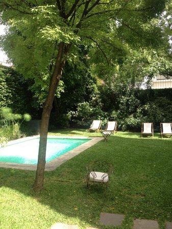 L'Hotel Palermo: Pool