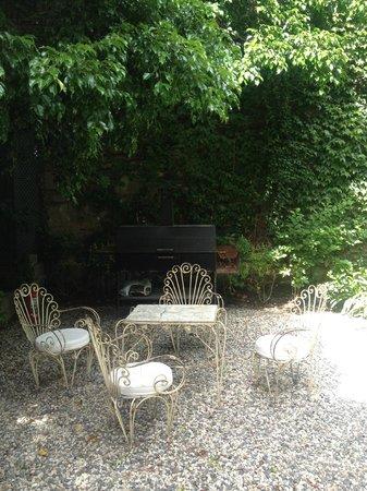 L'Hotel Palermo: Garten