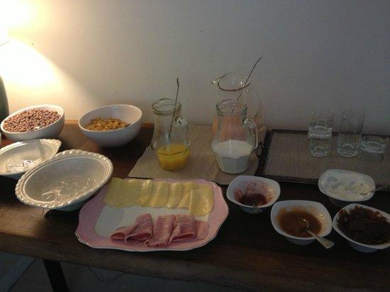 L'Hotel Palermo: Frühstück
