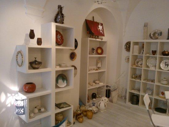 Ceramiche d'Arte di Angela Vatielli