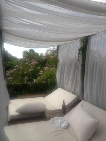 L'Hotel Palermo: Lounge