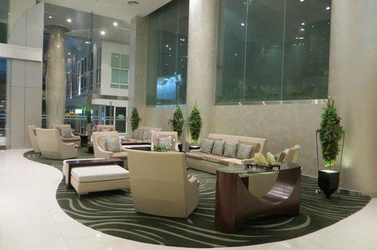 Viva Garden Serviced Residence:                                     Lobby