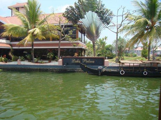Lake Palace Resort :                                     Resort