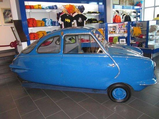 Cayman Motor Museum:                   Interesting Car...
